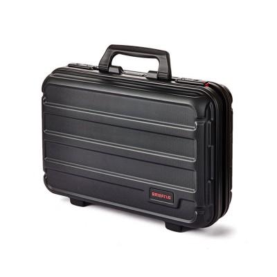 【カバンのセレクション】 ブリーフィング バッグ アタッシュケース ビジネスバッグ メンズ ハード 自立 A4 BRIEFING bra201c42 ユニセックス ブラック フリー Bag&Luggage SELECTION