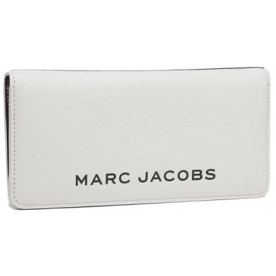 マークジェイコブス 長財布 ザ ボールド ホワイト レディース MARC JACOBS M0017063 164