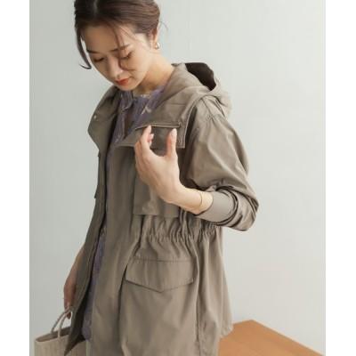 URBAN RESEARCH DOORS / フィールドジャケット WOMEN ジャケット/アウター > ミリタリージャケット