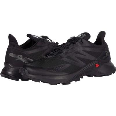 サロモン Salomon メンズ ランニング・ウォーキング シューズ・靴 Supercross Blast Black/Black/Black