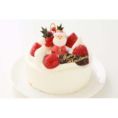 クリスマスケーキ2020 苺サンタ 4号 12cm