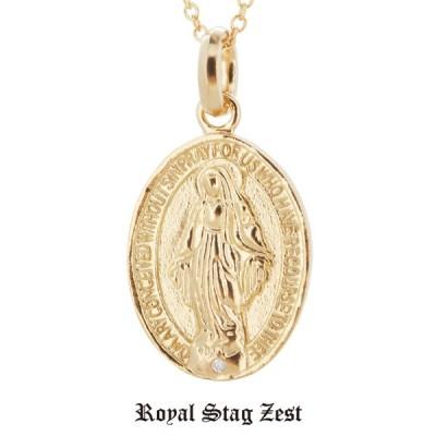 ネックレス メンズ ロイヤルスタッグゼスト Royal Stag Zest ダイヤモンド シルバー ジュエリー アクセサリー ペンダント SN26-013