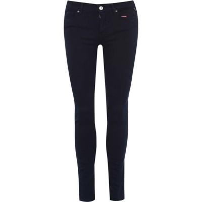 リプレイ Replay レディース ジーンズ・デニム ボトムス・パンツ Luz Flex Jeans Dark Blue