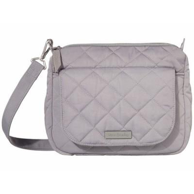 ベラブラッドリー ハンドバッグ バッグ レディース Carson Performance Twill Mini Shoulder Bag Tranquil Gray