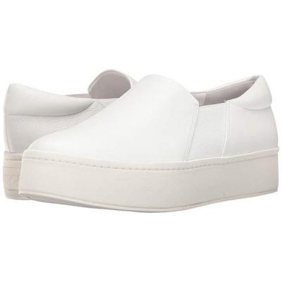 ヴィンス Warren レディース スニーカー White Plaster Leather
