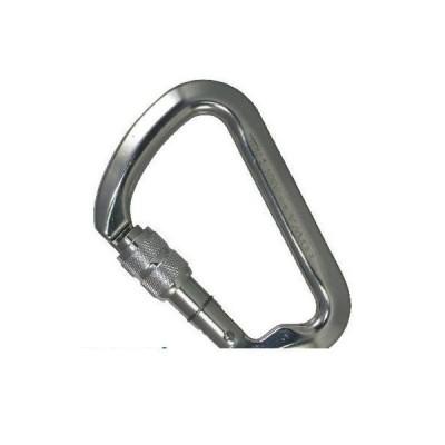 4969968297036 TOWA アルミ製カラビナ レスキュー スクリューロック TAL130S