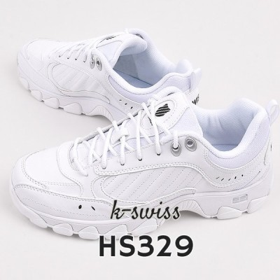 ケースイス k-swiss メンズ スニーカー カジュアル ローカット シューズ 靴 ファッション HS329 36100830 36763540 白
