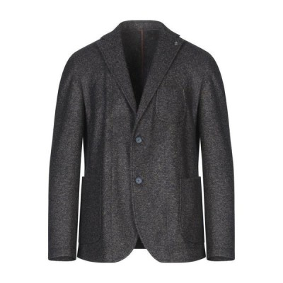 BARBATI テーラードジャケット ファッション  メンズファッション  ジャケット  テーラード、ブレザー ダークブルー