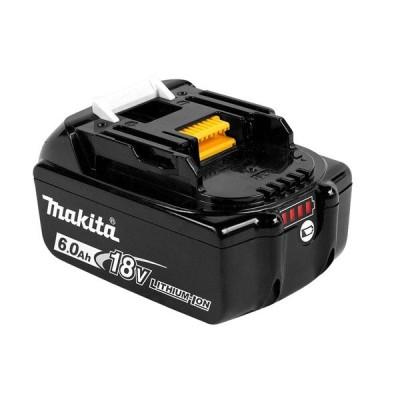 マキタ電動工具 18V 6.0Ah リチウムイオンバッテリ(残容量表示)