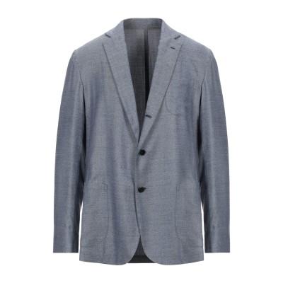 ローダ RODA テーラードジャケット ブルー 50 ウール 85% / シルク 15% テーラードジャケット