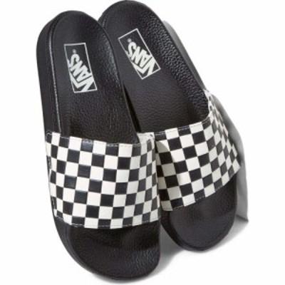 ヴァンズ VANS メンズ サンダル シャワーサンダル シューズ・靴 Slide-On Slide Sandal Checkerbo