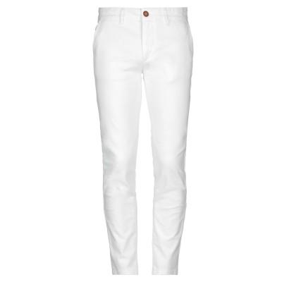 SSEINSE パンツ ホワイト 50 コットン 98% / ポリウレタン 2% パンツ