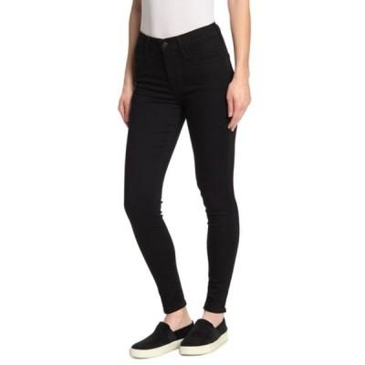 リーバイス レディース デニムパンツ ボトムス 720 High Rise Super Skinny Jeans BLACKEST NIGHT