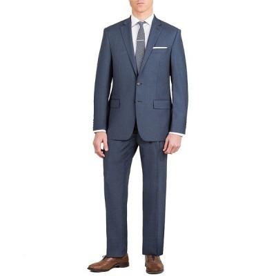 ラルフローレン メンズ ジャケット&ブルゾン アウター Ralph by Ralph Lauren Classic-Fit Solid Wool Suit Blue