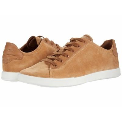 エコー スニーカー シューズ メンズ Collin 2.0 All-Day Sneaker Cashmere/Cashmere/Cashmere Calf Suede/Cow Leather/Textile