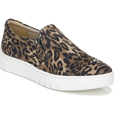 ナチュラライザー Naturalizer レディース スニーカー シューズ・靴 Hawthorn Sneakers Cheetah Fabric