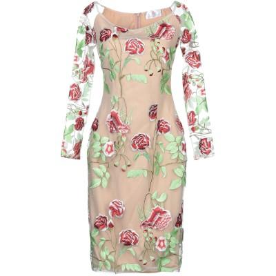 FOREVER UNIQUE ミニワンピース&ドレス ローズピンク 14 ポリエステル 100% ミニワンピース&ドレス
