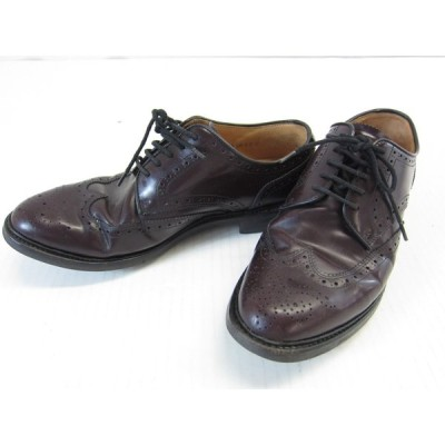 REGAL リーガル WORTH COLLECTION ウイングチップシューズ 靴 ◎UT5940
