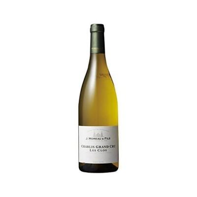 Jモロー シャブリ 特級 レ・クロ NV 白ワイン 辛口 フランス 750ml
