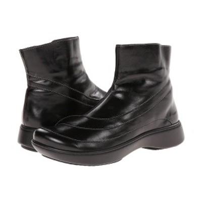 ナオト レディース ブーツ&レインブーツ シューズ Tellin Black Madras Leather