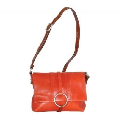 ニノボッシー Nino Bossi レディース ショルダーバッグ バッグ Malala Leather Crossbody Bag Brick