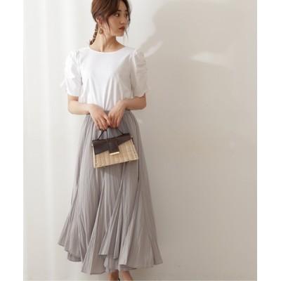 PROPORTION BODY DRESSING / ワッシャープリーツスカート / 1211220701 WOMEN スカート > スカート