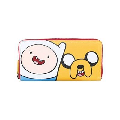 アドベンチャータイム AdventureTime 長財布 Big フェイス柄