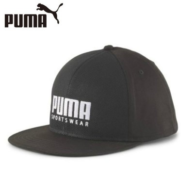 プーマ 帽子 キャップ メンズ レディース SF フラットブリム キャップ 023126-01 PUMA