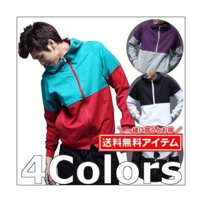 パーカー メンズ ブランド 長袖 黒 無地 柄 ジップアップ 大きいサイズ 春 秋 APK-02w 40代 50代