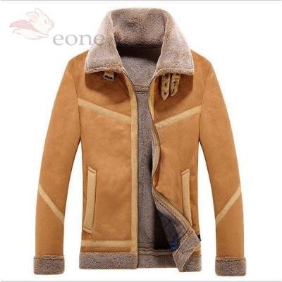 ミリタリー ジャケット メンズ 裏起毛 アウター 秋冬 フライトジャケット ボアコート 大きいサイズ アウトドア かっこいい 2020秋冬新作