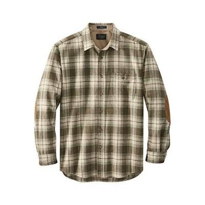 Pendleton メンズ 長袖 ボタンフロント クラシックフィット トレイルシャツ US サイズ: Medium
