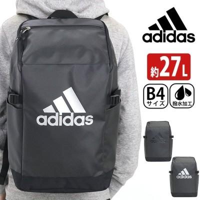 adidas リュック アディダス リュックサック バックパック スクエア デイパック バック ビッグロゴ ロゴ メンズ