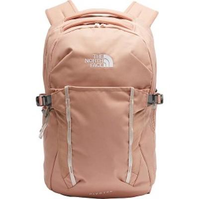 (取寄)ノースフェイス レディース ピボター バックパック リュック  The North Face Women's Pivoter Backpack Cafe Creme / Pink Tint