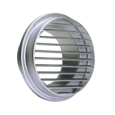 西邦工業 SEIHO SV100ABL BL・外壁用アルミ換気口(ベントキャップ) 厚型 低圧損