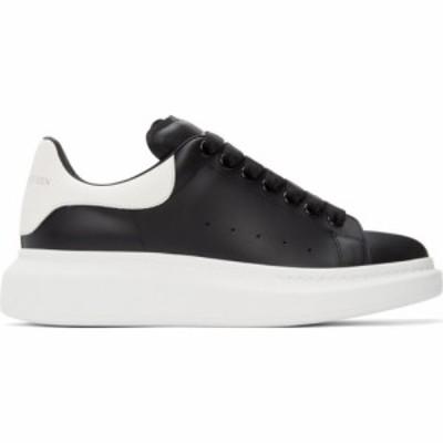 アレキサンダー マックイーン Alexander McQueen メンズ スニーカー シューズ・靴 Black and White Oversized Sneakers Black/White