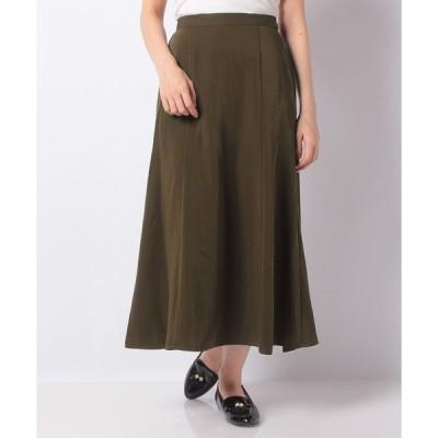 【テチチ】【Techichi】サテンマーメイドスカート