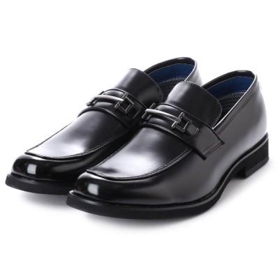 @ZINO アットジーノ ZN5008 防水 軽量 消臭 幅広 ビジネスシューズ メンズ ビットデザイン キングサイズあり 学生靴 紳士靴 靴 ブラック