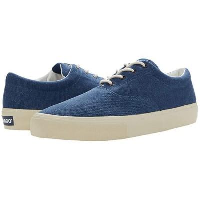 Sebago John Zen Canvas メンズ スニーカー 靴 シューズ Blue True