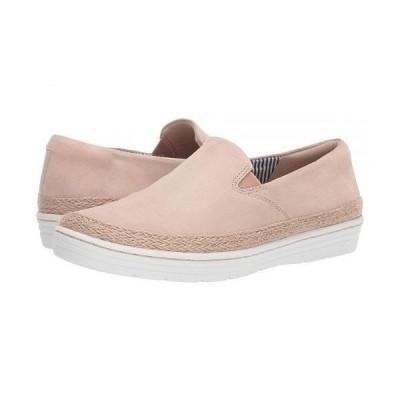 Clarks クラークス レディース 女性用 シューズ 靴 スニーカー 運動靴 Marie Pearl - Nude Nubuck