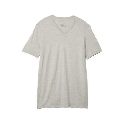 ジョッキー メンズ シャツ トップス Cotton V-Neck T-Shirt 3-Pack