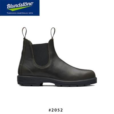 ブランドストーン BS2052 CLASSIC COMFORT Dark Green ダークグリーン レディース サイドゴアブーツ スムースレザー 革BS2052408 Blundstone BS205240822