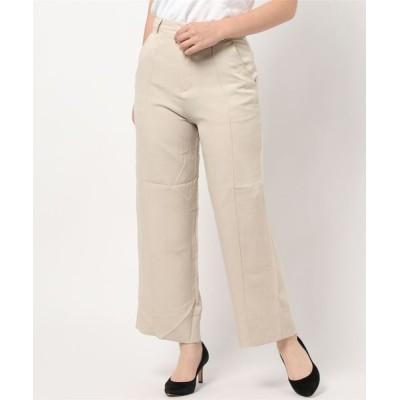 jouetie / 【セットアップ対応】センタータックストレートパンツ WOMEN パンツ > パンツ