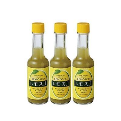 全商品 広島県特産品 広島レモン レモスコ60g×3本セット