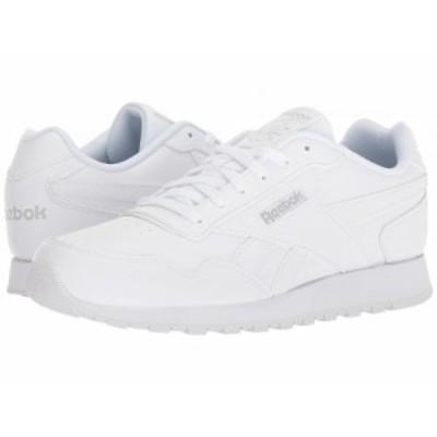 Reebok リーボック メンズ 男性用 シューズ 靴 スニーカー 運動靴 Classic Harman Run White/Steel【送料無料】