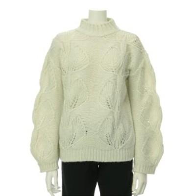 マッシモドゥッティ Massimo Dutti セーター レディース 新品同様 ホワイト系 ニット・セーター【中古】20191019