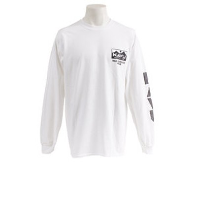長袖Tシャツ White 19820930010