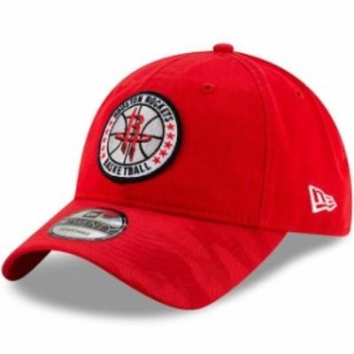 New Era ニュー エラ スポーツ用品  New Era Houston Rockets Red 2018 Tip-Off Series 9TWENTY Adjustable Hat