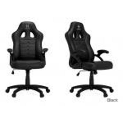 【新品/取寄品/代引不可】HHGears SM-115 Gaming Chair Black SM115-BK