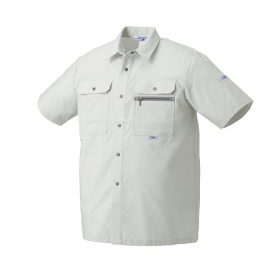 クロダルマ 2646 半袖シャツ VP 作業着 半袖 ワークウエア KURODARUMA 防護服