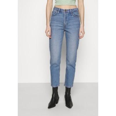 リー レディース デニムパンツ ボトムス CAROL - Straight leg jeans - mid soho mid soho